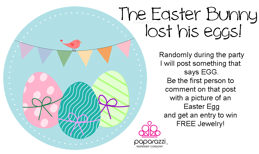 Easter Bunny Lost his Egg