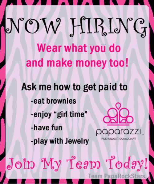 Now hiring paparazzi jewelry papa rock stars for Paparazzi jewelry find a consultant