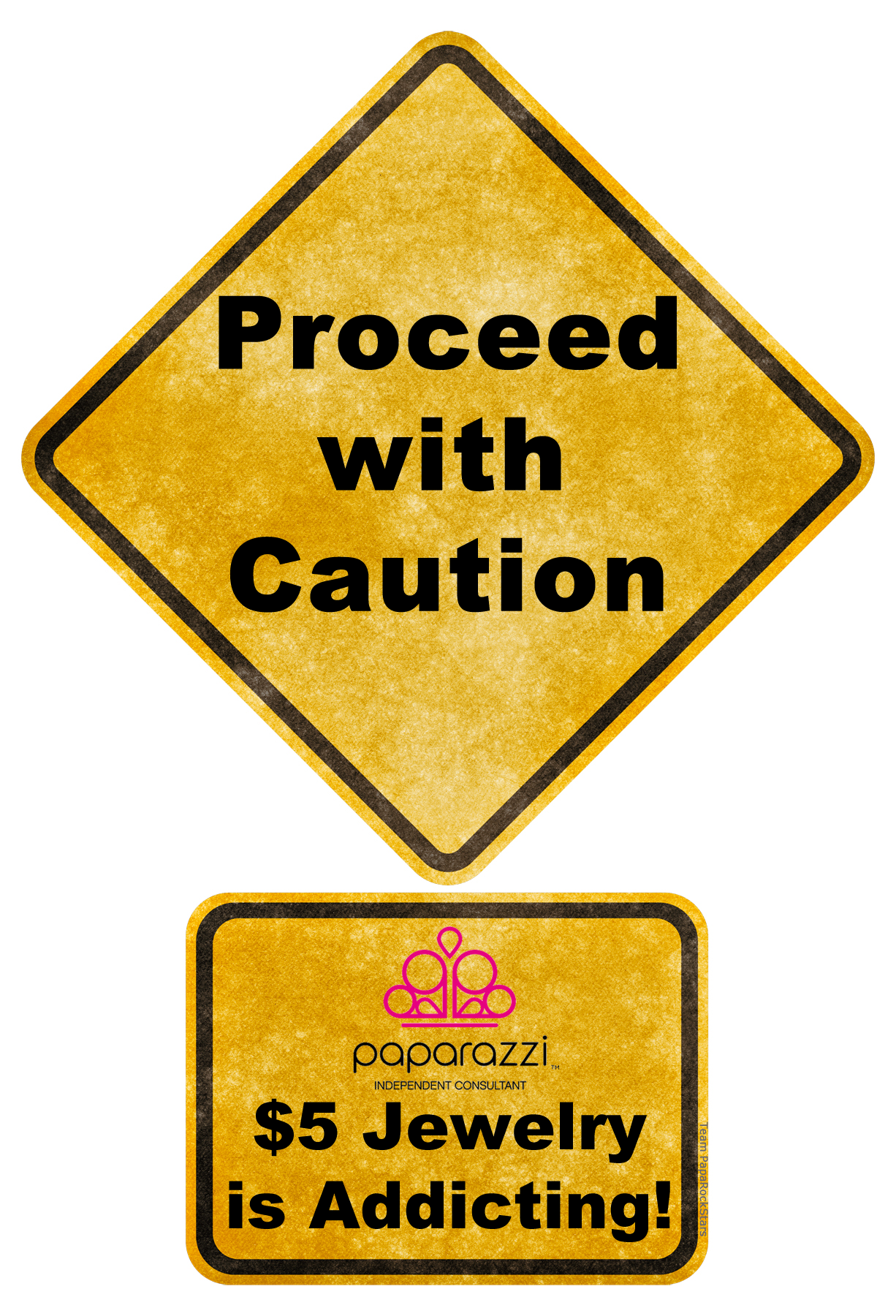 Proceed with Caution
